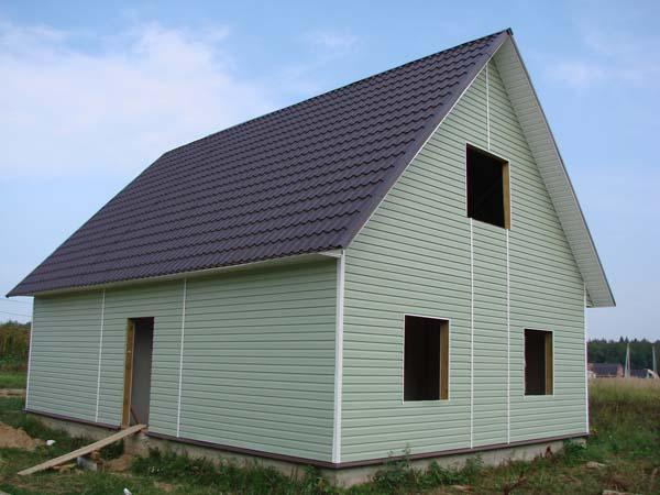 Строительство домов за 200000.00 руб. со