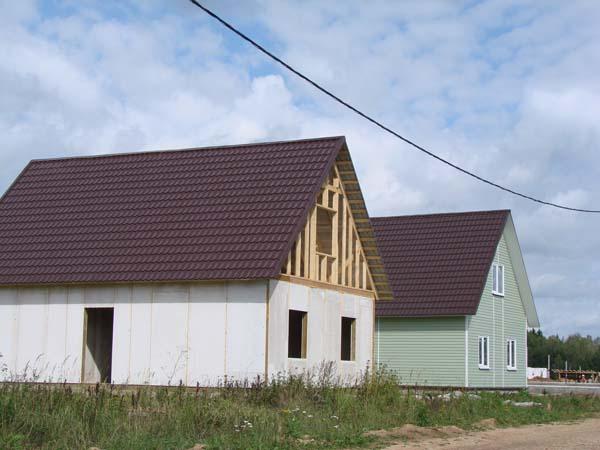 частных домов коттеджей в Москве