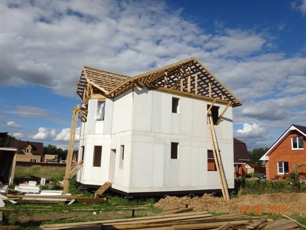 дома, строительство частных домов
